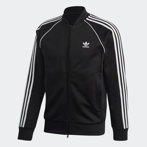Adidas Originals Jumpsuit Track Jacket